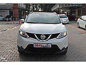 2016 NİSSAN QASHGAİ CAM TAVANLI Nissan Qashqai 1.5 dCi Black Edition