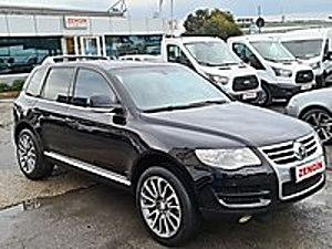 ZENGİN den  FULL HATASIZ EMSALSİZ 2007 VW TOUAREG 2.5 R5 TDI Volkswagen Touareg 2.5 TDI