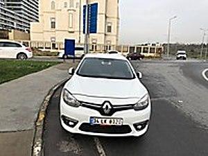 AKMAZ AUTO 2015 FLUENCE 1.5 DCİ EDC İCON LED ANAHTARSIZ GRS Renault Fluence 1.5 dCi Icon