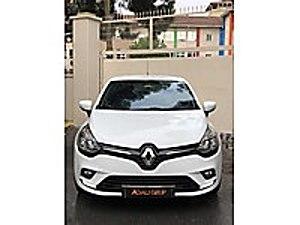 ADALI dan 2018 CLİO   48AY KREDİ İMKANI    30 PEŞİN 36 AY VADE Renault Clio 1.2 Touch