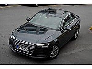 KAYZEN DEN 2016 A4 HAFIZA-SUNROOF-DERİ-E.KOLTUK HATASIZ FULL Audi A4 A4 Sedan 2.0 TDI Design