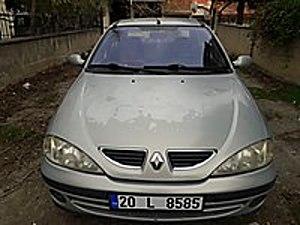 SAHİBİNDEN HATASIZ BOYASIZ ORJİNAL 166 KM DE 1.6 16 VALF RTE LPG Renault Megane 1.6 RTE