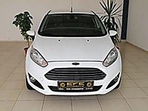 EFE OTO 2016 BOYASIZ FİESTA 1.6 TİTANİUM X OTOMATİK 47 BİN KM DE Ford Fiesta 1.6 Titanium