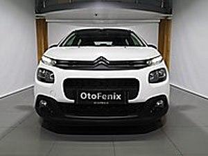 OTOFENİX HATASIZ C3 SHİNE SX EDİTİON 1.2 PURUTECH EAT6 14.000KM Citroën C3 1.2 PureTech Shine SX Edition
