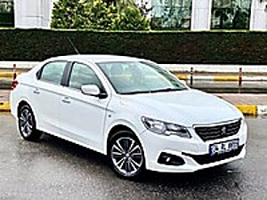 2017 SON KASA 42 BİN KM GARANTİLİ 1.6 HDI ALLURE 301 Peugeot 301 1.6 HDi Allure