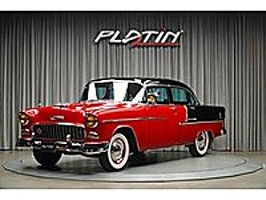 1955 CHEVROLET BELAIR KLASİK 8 SİLİNDİR OTOMATİK ŞANZIMAN 350HP Chevrolet Chevrolet Belair