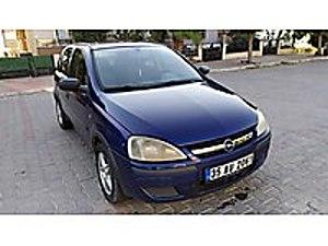 2004 MODEL CORSA 1.3 CDTI DİZEL DEĞİŞENSİZ 5 KAPI KLİMALI Opel Corsa 1.3 CDTI  Enjoy