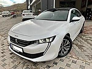 2020 CAMTAVAN-HAYALET-ELKT.BAGAJ-KOLTUKISITMA-NAVİ 1.800KM DİZEL Peugeot 508 1.5 BlueHDi Allure