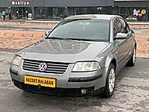 NECDETBALABAN OTOMOTİVDEN OTOMATİK DİZEL PASSAT HATASIZ Volkswagen Passat 1.9 TDI Comfortline