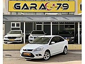 GARAC 79 dan 2011 FOCUS 1.6 TDCİ COLLECTİON HATASIZ 94.000 KM DE Ford Focus 1.6 TDCi Collection