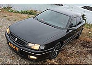98 OTOMATİK KONUŞAN FULL PKT DERİ DÖŞEME BAKIMLI TEMİZ SARFANE Renault Safrane 2.0 RXE