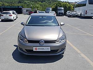 2015 Volkswagen Golf 1.6 TDi BlueMotion Comfortline - 138000 KM