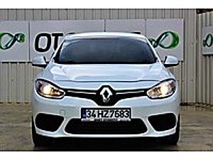 BOYASIZ  EXPERTİZ RAPORLU  SIFIR MUAYNE  ÇELİK JANT  SERVİS BKM Renault Fluence 1.5 dCi Joy