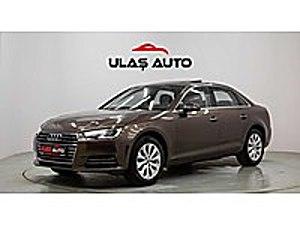 ULAŞ AUTO DAN 2016 AUDİ A4 2.0 TDİ DESİGN NAVİGASYON KAZASIZ Audi A4 A4 Sedan 2.0 TDI Design