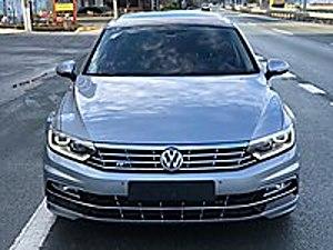 SAĞLAM AUTO DAN R LİNE PASSAT Volkswagen Passat 1.6 TDI BlueMotion R Line
