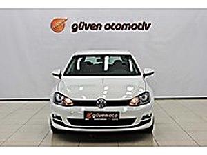 GÜVEN OTO DAN 2014 VW GOLF 1.6 TDİ MİDLİNE PLUS Volkswagen Golf 1.6 TDI BlueMotion Midline Plus