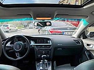 TEMİZ BAKIMLI BAYİİ Audi A5 A5 Sportback 2.0 TDI