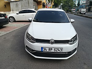 2016 Volkswagen Polo 1.4 TDI Comfortline - 156000 KM