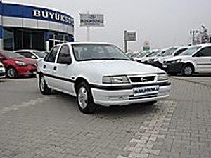 BÜYÜKSOYLU DAN 1994 MODEL SUNROOF LU OPEL VECTRA 2.0 GLS KLİMALI Opel Vectra 2.0 GLS