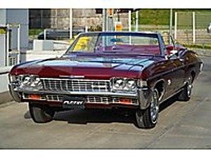 1968 CHEVROLET IMPALA SS KLASİK ELEK.TENTE OTOMATİK DİREKSİZ Chevrolet Chevrolet Impala SS