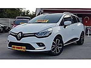 55.000 PEŞİNAT İLE CLİO SPORT 1.5 DCİ OTOMATİK 24000 KM DE TOUCH Renault Clio 1.5 dCi SportTourer Touch