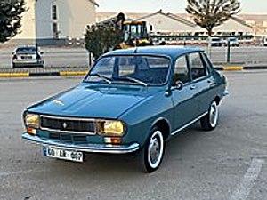 KOLEKSİYONLUK 1974 RENAULT 12 TL DÜRBÜN GÖĞÜS ORJİNAL Renault R 12 TL