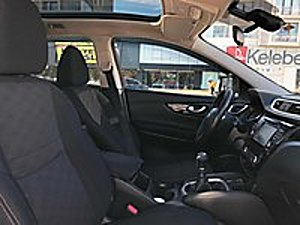 KIVANÇ OTOMOTİVden 2014 Qashaqai Black Edition Nissan Qashqai 1.5 dCi Black Edition