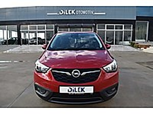 DİLEK AUTO 2020 OPEL CROSSLAND X 1.2 TURBO 130HP OTOMATİK VİTES Opel Crossland X 1.2 T Essentia