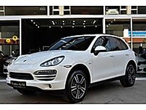 MARKA AUTO  DAN 2012 BAYİ PORSCHE CAYENNE DİESEL 60BİNKM BOYASIZ Porsche Cayenne 3.0 Diesel