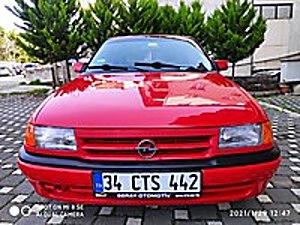 SERAY dan 1994 OPEL ASTRA HB 1.4 GL ÇELİKJANT ALARM YENİ MUAYNE Opel Astra 1.4 GL