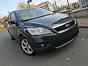 2011 MODEL FORD FOCUS 1.6 TDCİ 110 HP HATASIZ TRAMERSİZ Ford Focus 1.6 TDCi Collection