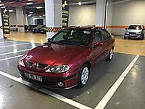 2000 MODEL MEGANE 1 --HATASIZ-- Renault Megane 1.6 RTE