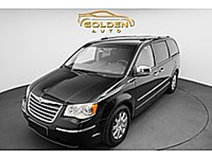 2010 GRAND VOYAGER 2.8 CRD LİMİTED SWİVEL GO OTOMATİK DİZEL Chrysler Grand Voyager 2.8 CRD Limited