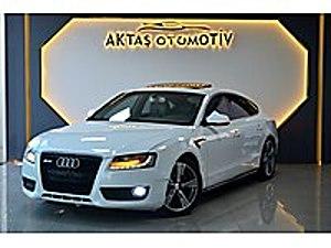 2010 MODEL 2.0 TDİ HATASIZ TEMİZLİK DE FUUL FUUL DAHA DOLUSU YOK Audi A5 A5 Sportback 2.0 TDI