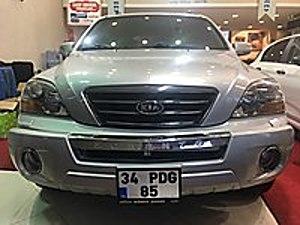 ORJİNAL 182.370 KM-2007 KİA SORENTO CRDİ 2.5 DSL EX OV DVD-4X4 Kia Sorento 2.5 CRDi EX