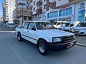 FUL BAKIMLI ÇİFT KABİN DERİ KOLTUK ÇELİKJANT LI Mazda B Serisi B 2500