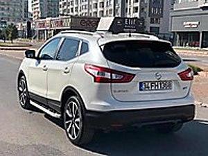 KIVANÇ OTOMOTİVden HATASIZ 2015 Qashqai 1.5 DCİ Black Edition Nissan Qashqai 1.5 dCi Black Edition