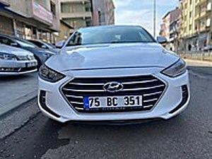 HATASIZ otomatik Hyundai Elantra 1.6 D-CVVT Style