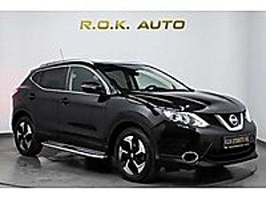 R.O.K OTOMOTİV İSTOÇ HATASIZ EN FULLÜ Nissan Qashqai 1.5 dCi Black Edition