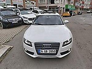 ÖZMENLER DEN 2011 AUDİ A5 2.0 TDİ SANROOF DERİ XENON TRAMERSİZ Audi A5 A5 Sportback 2.0 TDI