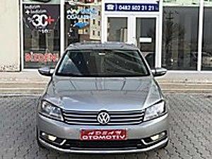 2014 MODEL PASSAT 1.6 TDİ DSG COMFORTLİNE LANSMAN GRİSİ DÜŞÜK KM Volkswagen Passat 1.6 TDI BlueMotion Comfortline