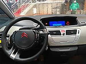 BZT MOTORS DAN FIRSAT ARACI Citroën C4 Picasso 1.6 HDi SX PK