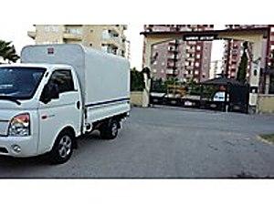 ORJİNAL DARBESİZ BOYASIZ   KLİMALI   TENTELİ HYUNDAİ PKAP H-100 Hyundai H 100
