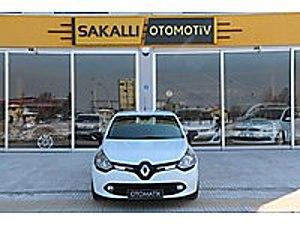 Otomatik Renault Clio 1.2 120 Hp Touch Değişensiz Servis Bakımlı Renault Clio 1.2 Touch
