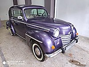 PROJELİK FİRSAT   1950 MODEL KLASİK OPEL OLİMPİA TENIZZUL Opel Opel Olimpia