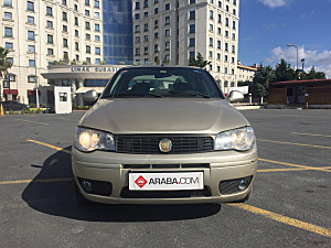 2010 Model 2. El Fiat Albea 1.3 Multijet Dynamic - 207000 KM
