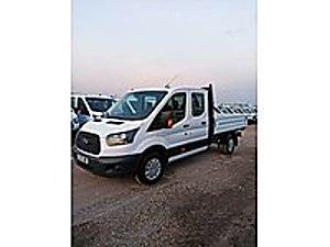 ADETLI 2017 MODEL .L. UZUN KASA KİLIMALI Ford Trucks Transit 350 L Duratorq Çİft Kabin