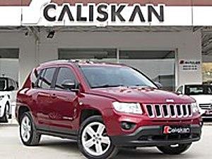 ÇALIŞKAN  dan KAZASIZ FULL SUNROOF  lu PAKET JEEP COMPASS LİMİTD Jeep Compass 2.0 Limited