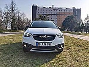 SIFIR KONDİSYONDA İLK SAHİBİNDEN SADECE 800 KM DE ÖZEL SERİ Opel Crossland X 1.5 CDTI Excellence