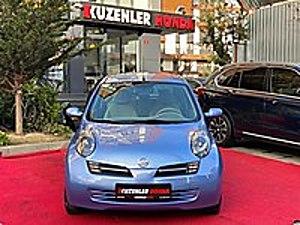 KUZENLER HONDA DAN 2005 NİSSAN MİCRA 1.2 VİSİA BENZİN LPG Lİ Nissan Micra 1.2 Visia